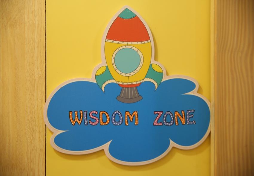 Wisdom Zones